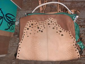 Caterina lucchi made in Italy purse for Sale in Wyaconda, MO