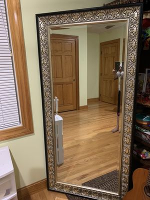 Full length wall mirror for Sale in Chelmsford, MA