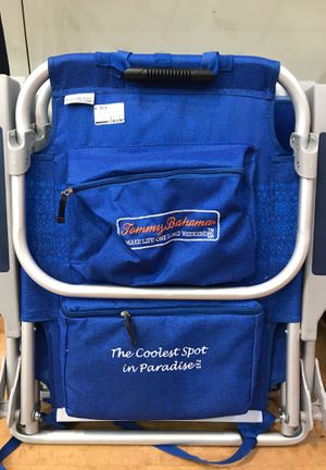 Tommy Bahama BackPack Chair for Only 34.99 At The House Depot !🏡 for Sale in Pasadena, CA
