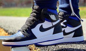 """Jordan 1 """"Royal toes"""" for Sale in Midlothian, VA"""