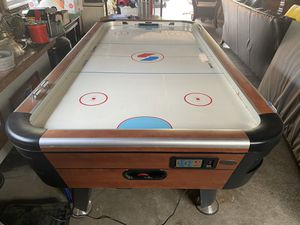 Air Hockey table !! The real deal ! for Sale in Sacramento, CA