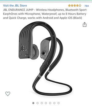 JBL wireless waterproof headphones for Sale in Simi Valley, CA