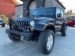 2007 Jeep Wrangler Sahara for Sale in Perris, CA