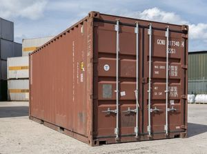 Used Containers- 20' Storage Boxes WWT for Sale in Monroe, MI