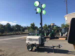 Wacker Neuson light tower w/ generator for Sale in Federal Way, WA