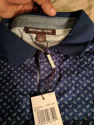 Brand NEW!! Men Michael Kors Polo for Sale in Olney, MD