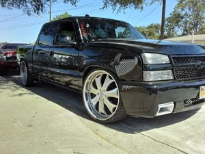 GMC Sierra 26's 3-piece 30 inch dub Ballers SS front end for Sale in CRYSTAL CITY, CA