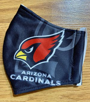 Arizona Cardinals Face Mask Protection for Sale in Glendale, AZ