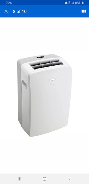 LG Portable A/C, Dehumidifier w/ Remote 10,000 btu for Sale in Pompano Beach, FL