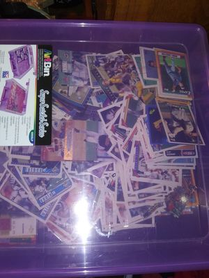 Tons of baseball cards ( interested in More info just ask* for Sale in Summerville, SC