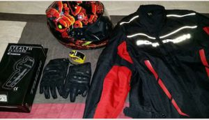Motorcycle gear for Sale in The Colony, TX