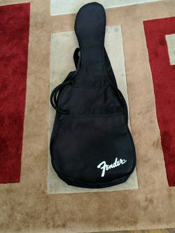 """Fender Gig Bag Case Sleeve. Full Size 38""""X 14"""" for Sale in Los Angeles,  CA"""