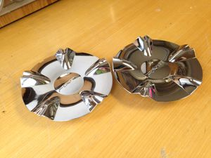 FORTE Custom Chrome Center Cap F24-2 HEDE Wheel Hubcap Rim Cover Middle (Qty 2) for Sale in Phoenix, AZ