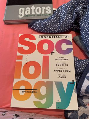 Sociology Book- SYG2000 for Sale in Hialeah, FL