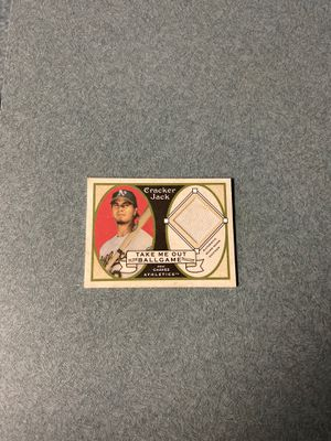Eric Chavez baseball card for Sale in St. Louis, MO