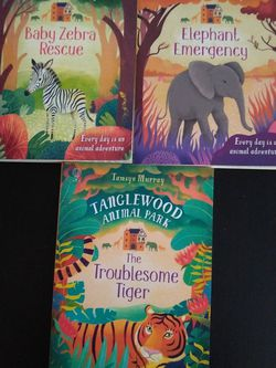 Usborne Books Tanglewood Animal Park Series for Sale in Gig Harbor,  WA