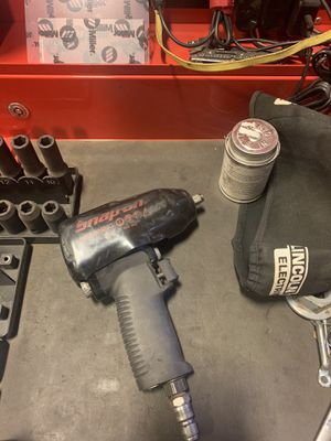 Snap On 3/8 air impact for Sale in Chicago, IL