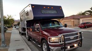 Totally Rebuilt Truck Camper for Sale in North Las Vegas, NV