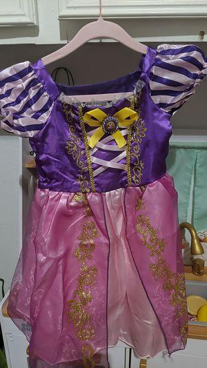 Rapunzel toddler girl costume for Sale in Dickinson, TX