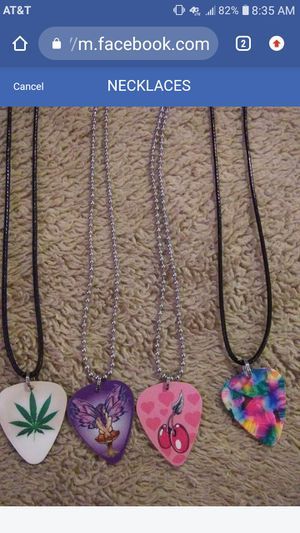 NECKLACES $3 EACH for Sale in Abilene, TX