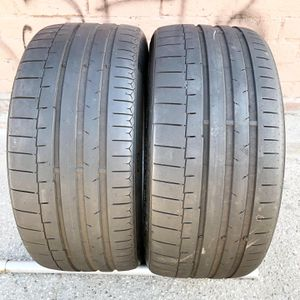 245/35/19 continental sport contact 6 for Sale in Lynwood, CA