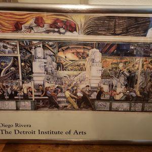 2 Diego Rivera Poster Prints for Sale in Las Vegas, NV