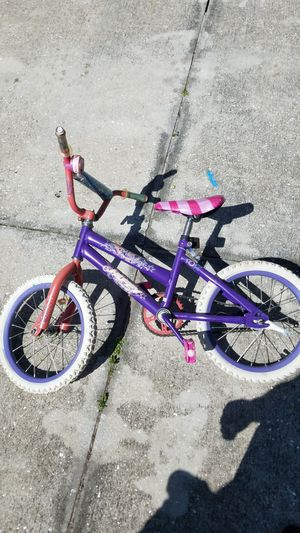 Toddler girl bike for Sale in Winter Haven, FL