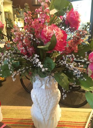 Owl Floral Arrangement for Sale in Wenatchee, WA