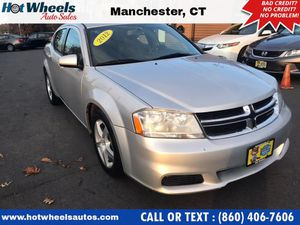 2012 Dodge Avenger for Sale in Manchester, CT