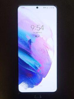 Like New Samsung S21 Ultra 128 GB Black Unlocked for Sale in Salt Lake City,  UT