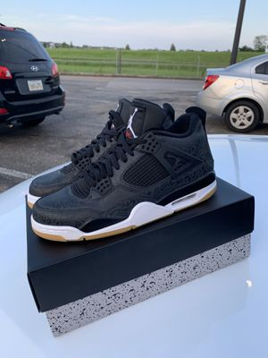 Jordan 4 laser for Sale in Baton Rouge, LA