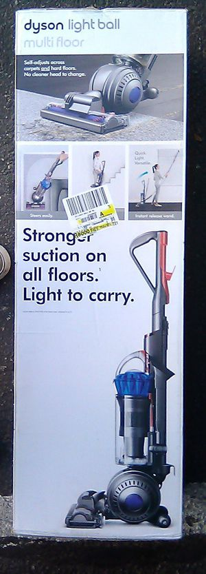 Best Deal 2 DYSON VACUUMS 1 BALL AND 1 LITE BALL VACUUM FOR 250$ for Sale in Ontario, CA