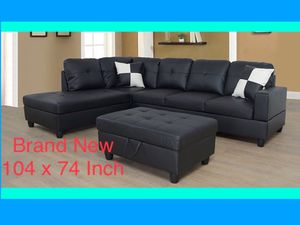 Brand new sectional sofa couch for Sale in Milwaukee, WI