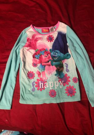 Used girls 7/8 5/6t and 4t clothes for Sale in Phoenix, AZ