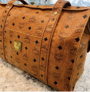 Used MCM tote bag for Sale in Washington, DC