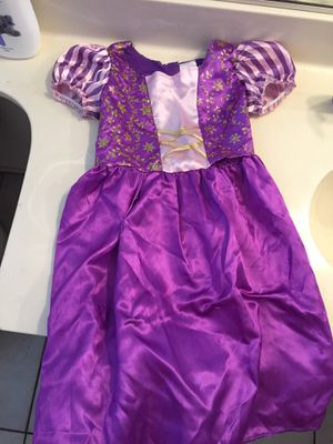 Rapunzel Halloween costume for Sale in Las Vegas, NV