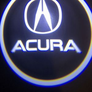 Acura Car Door Lights Puddle Lights Shadow Lights Aaa Batteries for Sale in Paramount, CA