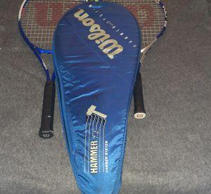 Wilson Tennis rackets w/balls for Sale in Las Vegas, NV
