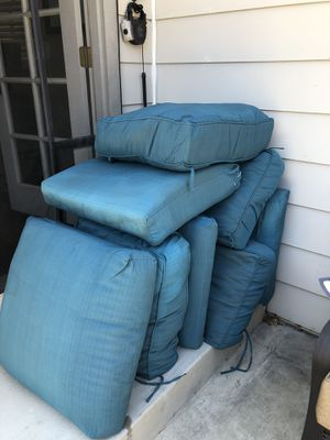 Patio Furniture CUSHIONS only...* make offer * for Sale in Pasadena, CA