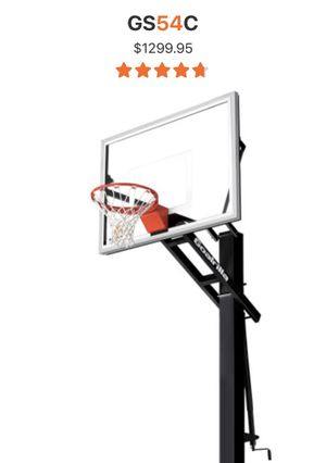 Gorilla adjustable basketball hoop for Sale in Wheaton, IL