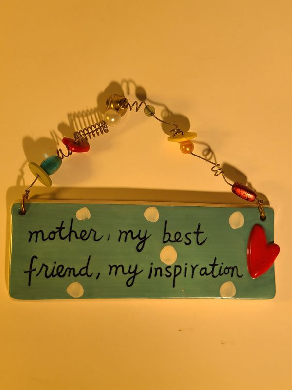 For your mom