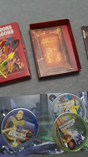 Dungeons & Dragons 5 disc box set for Sale in Hollywood, FL