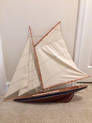 Model Sailboat for Sale in Stone Ridge, VA