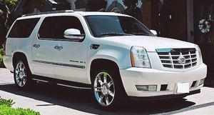 2008 Cadillac Escalade, Full price $1000 , Automatic, Great Condition for Sale in Richmond, VA