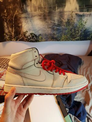 Nike SB lance mountain Jordan size 11.5 white for Sale in South Brunswick Township, NJ