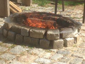 Cobble Stone fire pit for Sale in Sudbury, MA