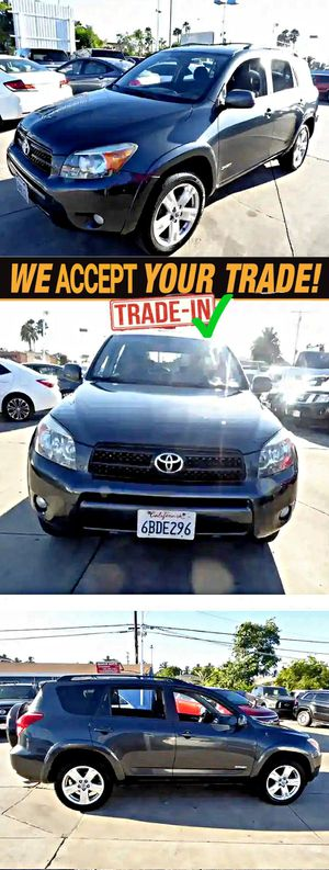 2007 Toyota RAV4 Sport I4 2WD for Sale in South Gate, CA