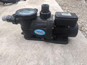 Aqua Pro 2 Speed Pool Pump for Sale in Boynton Beach, FL