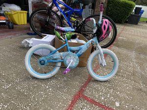 Girls Elsa bike for Sale in Riverview, FL