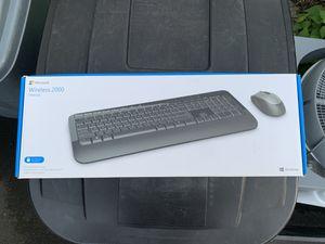 Microsoft Wireless 2000 keyboard for Sale in Hillside, NJ